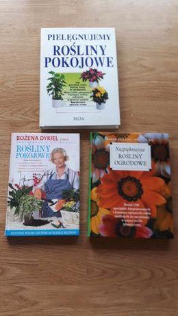 Książki dot. pielęgnacji roślin
