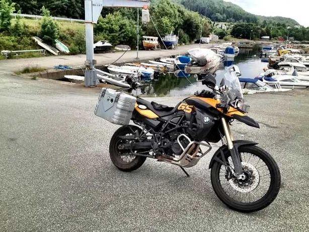 BMW f 800 GS motocykl