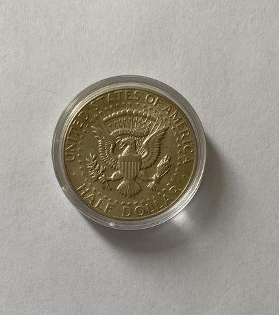Srebrna moneta USA 1/2$ 1964
