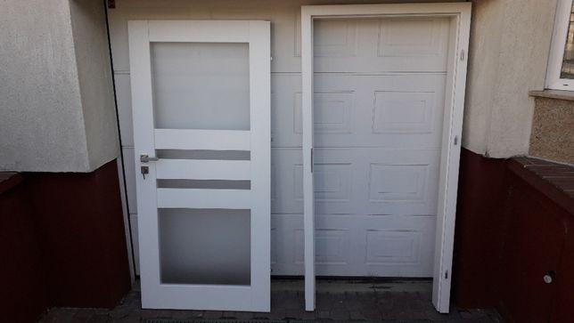 Drzwi białe Pol-Skone 90cm