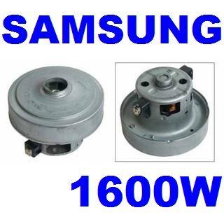 Аналог и Оригинал. Двигатель мотор для пылесоса Самсунг 1600, 1800W.
