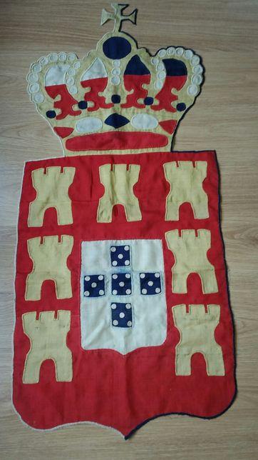 Bandeira portuguesa monarquia