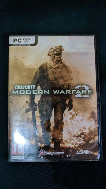 Call of Duty Modern Warfare 2 pudełko + plyta