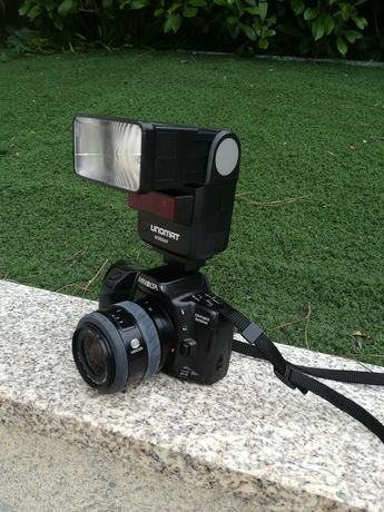 Camera fotográfica minolta