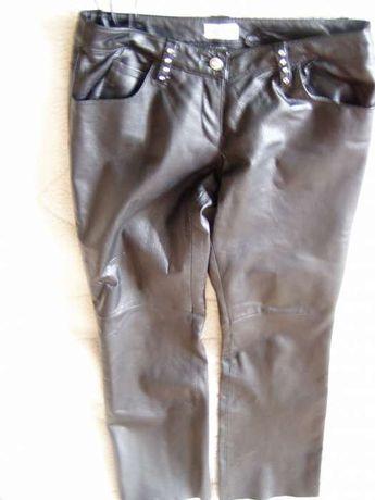 Кожанные брюки