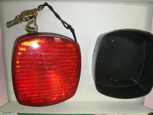 Luz auto de ligar à bateria