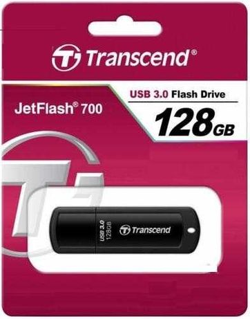 USB Флеш-накопичувач Transcend jetflash 128 gb