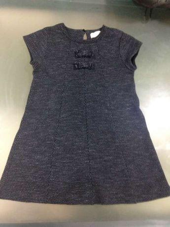 Vestido Zara - inverno - tamanho 5 anos