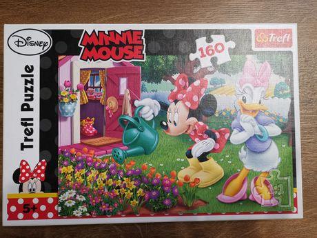 Puzzle dla dzieci 160 Myszka Minnie Trefl
