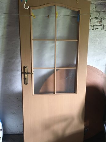 2 pary Drzwi 80tkich lewe