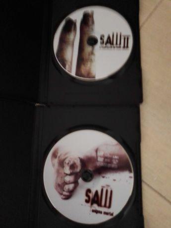 DVD saw