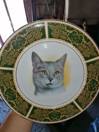 Vendo pratos decorativos antigos