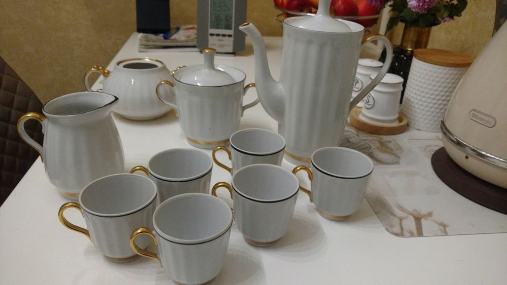 Сервиз кофейный на 6 персон Днепр - изображение 1