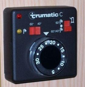 Selector de temperatura para Trumatic C caravana