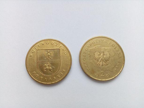 Polska 2 złote, 2004 rok - Województwo podlaskie