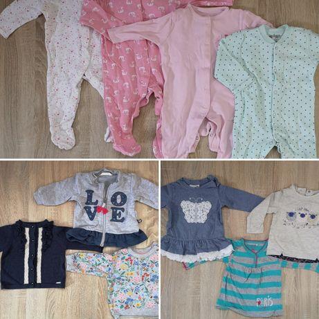 Ubranka dla dziewczynki rozm 68 cocodrillo H&M Primark