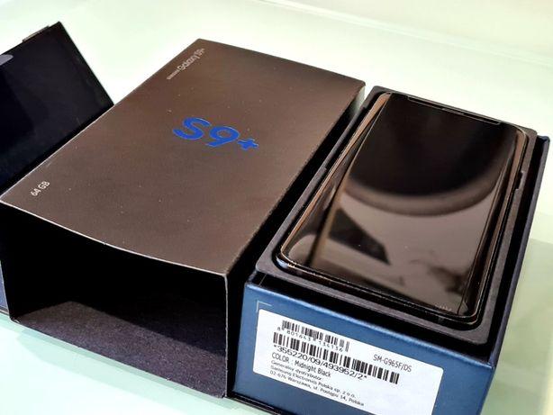 Perfekcyjny Samsung Galaxy S9+ Orange, WYSYŁKA 1zł!!!