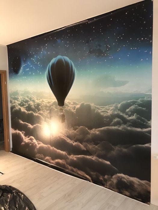 Remont,tapetowanie,malowanie,montaż mebli drzwi paneli złota rączka Warszawa - image 1