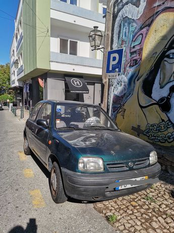Nissan Micra 82M km