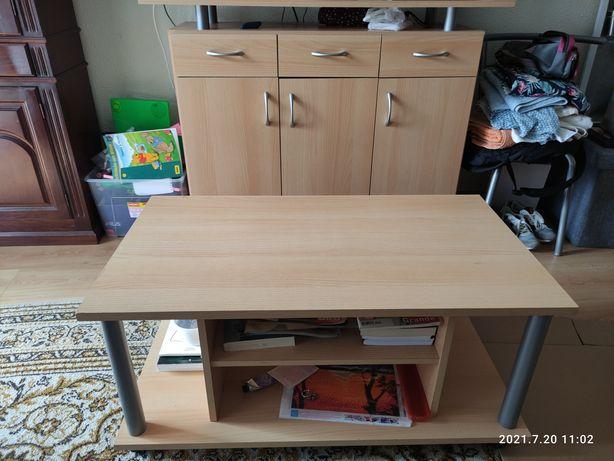 Móvel de TV + mesa de centro
