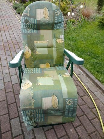 Fotel ogrodowy sprawny