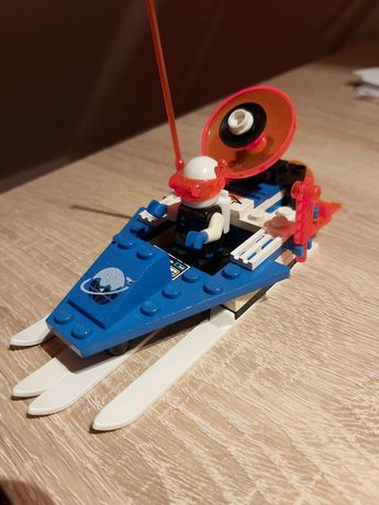 Lego Ice Planet 6834 celestial sled stare lego 1994 kolekcjonerski