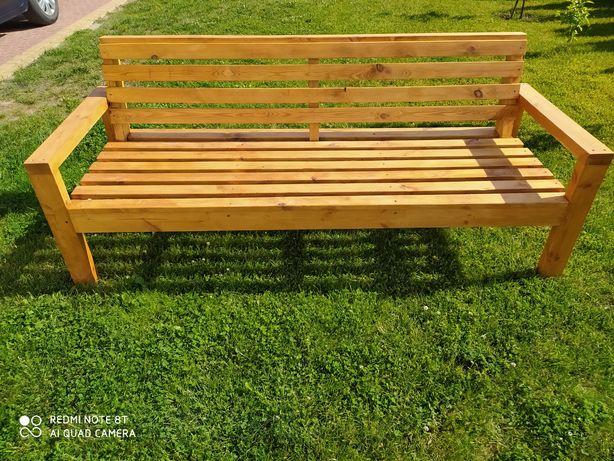Sprzedam sofę ogrodową