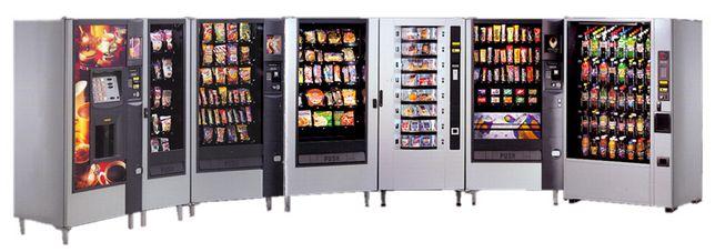 Coloco máquinas de vending - Rentabilize o seu espaço