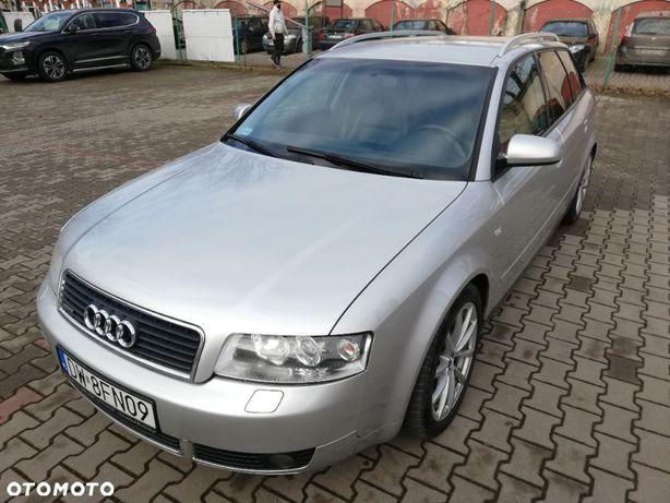 Audi A4 3.0 benzyna 220KM quattro, Avant, Automat, stan idealny