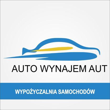 auto wynajem wypożyczalnia AUT osobowych busów furgonów POZNAŃ od35zł