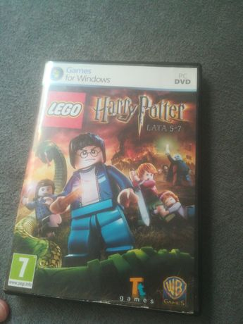 Lego Harry Potter lata 5-7 na PC
