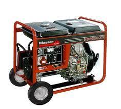 Agregat prądotwórczy DIESEL HSDG 6500D 5.3kW