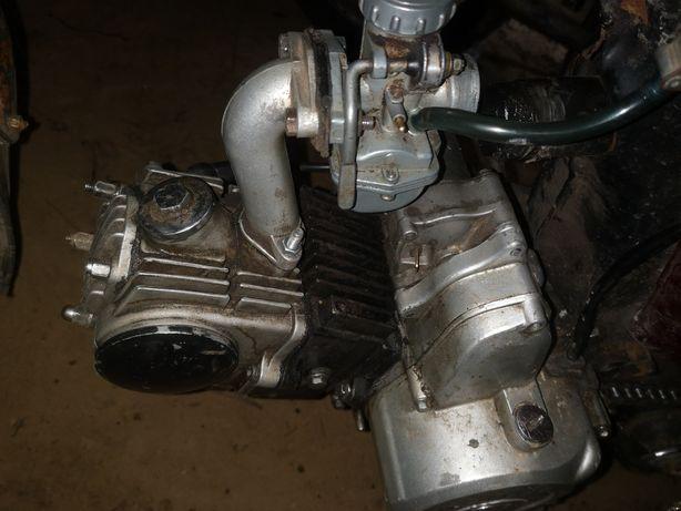 Мотор спутник, альфа 110см3