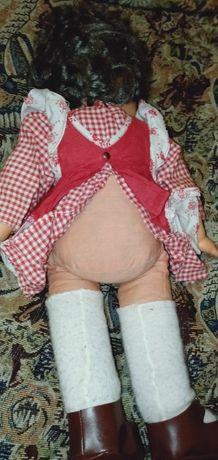 Кукла мягкая СССР 80-х годов