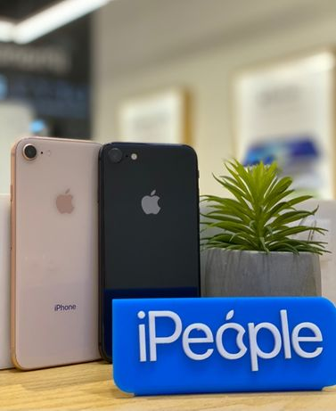 "Б/у iPhone 8 64/256 | iPeople | ТРЦ ""Фабрика"" | Обмін"