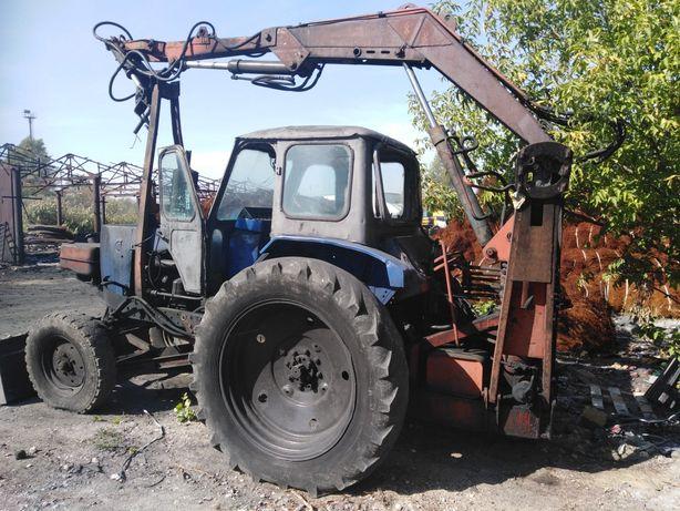 Трактор-Манипулятор ЮМЗ