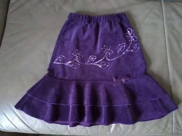 Spódnica wyjsciowa, elegancka do szkoły.