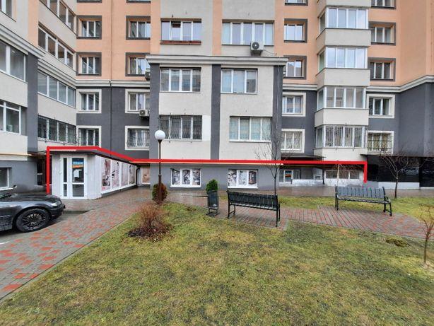 Продаж комерційного приміщення 181,6 м.кв. вул. Рубчака, 21А