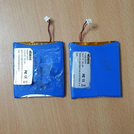 Baterias para GPS NDRIVE G800