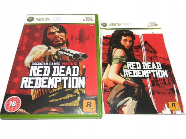 Red Dead Redemption Xbox 360 Xbox One