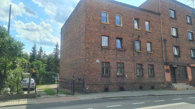 Mieszkanie bezczynszowe Ruda Śląska z ogrodem, parkingiem, do remontu