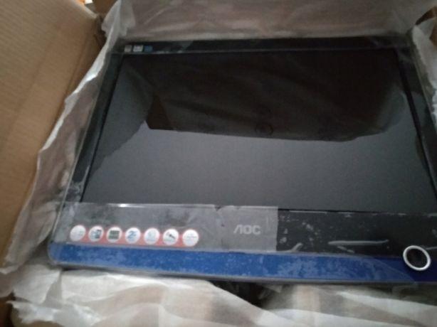 Monitor AOC 19 Wild nowy HDMI WLED Ultra Slim