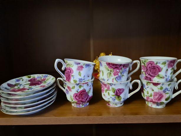 Сервиз  Fine porcelain Ellegi