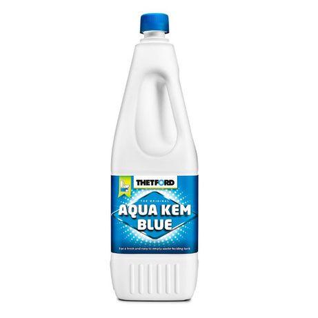 thetford caravana liquido wc quimico aqua kem blue 2 litros