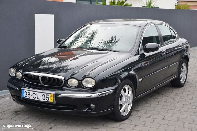 Jaguar X-Type 2.0 D Classic