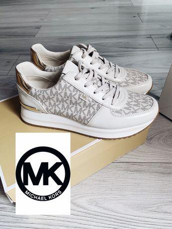 Buty sneakersy MK Michael Kors Monique 38,5