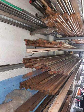 Pręty stalowe ciągnione - St 235