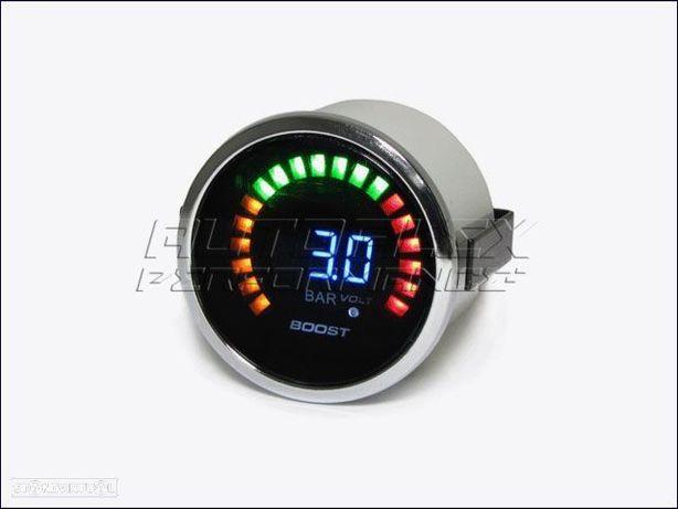 Manómetro Pressão Turbo 3B
