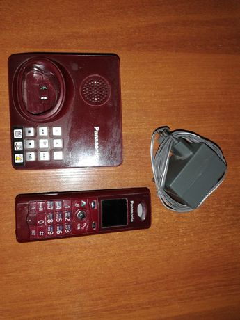 KX-TG8225RU - беспроводной телефон Panasonic DECT с цифр. автоот-ком