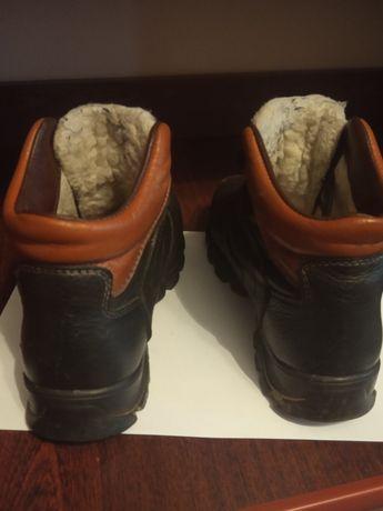 Дитячі черевики утепленні